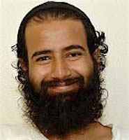Yemeni prisoner Mohsin Aboassy, one of 15 Guantanamo prisoners released last week, and given new homes in the United Arab Emirates, in a photo included in the classified military files released by WikiLeaks in 2011.