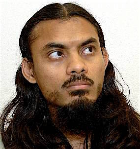 Muieen Abd al-Sattar, a stateless Rohingya Muslim, who is not one of the men who will be released before President Obama leaves office, despite having been approved for release in 2009. The photo is from the classified military files released by WikiLeaks in 2011.