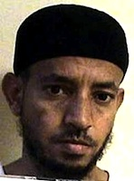 Omar al-Dayi, in a photo from Guantanamo released by WikiLeaks in 2011.
