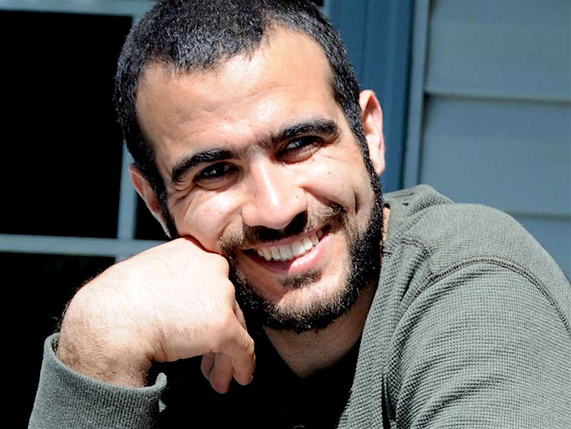 Omar Khadr, photographed after he was released on bail in May 2015.