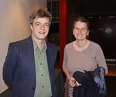 Andy Worthington and Polly Nash