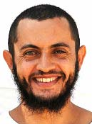 Said Hatim (aka Saeed Hatim), in a photo from the classified military files relating to the Guantanamo prisoners, which were released by WikiLeaks in April 2011.