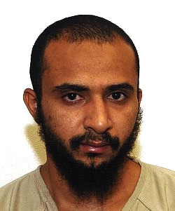 Guantanamo prisoner Saeed Jarabh, in a photo from the classified military files released by WikiLeaks in 2011.