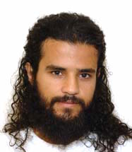 Salman Rabei'i, in a photo from Guantanamo included in the classified military files released by WikiLeaks in 2011.