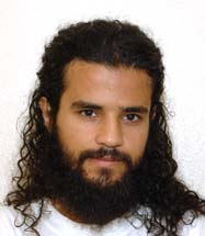 Guantanamo prisoner Salman Rabei'i, in a photo included in the classified military files released by WikiLeaks in 2011.
