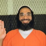 Shaker Aamer in Guantanamo, in a photo made available by his family in November 2012.