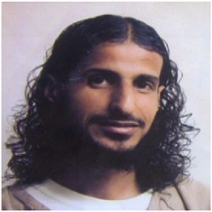 Guantanamo hunger striker Tariq Ba Odah, photographed at Guantanamo before the long-term effects of his eight-year hunger strike took hold. He now weighs just 74.5 pounds.