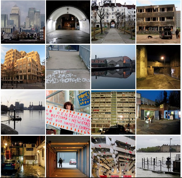 Recent photos from 'The State of London', Andy Worthington's photo project, launched on Facebook in May 2017.