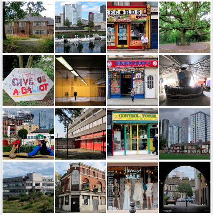 The latest photos from my photo project, 'The State of London', marking one year and 100 days since I first began posting a photo a day on Facebook.
