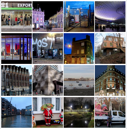 The most recent photos from Andy Worthington's photo-journalism project 'The State of London.'