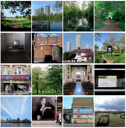 Images from the last 16 days of the first year of my photo project 'The State of London.'