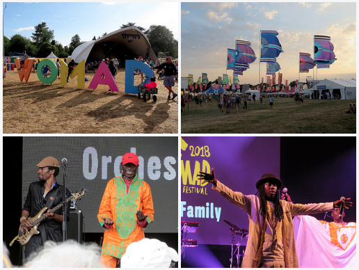 Photos by Andy Worthington from the WOMAD world music festival 2018.