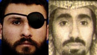 "Abu Zubaydah and Abd al-Rahim al-Nashiri, two prisoners held in a secret CIA ""black site"" in Poland, whose cases were heard by the European Court of Human Rights in December 2013."