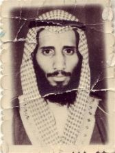 Ahmed Zuhair, in a photo taken before his capture
